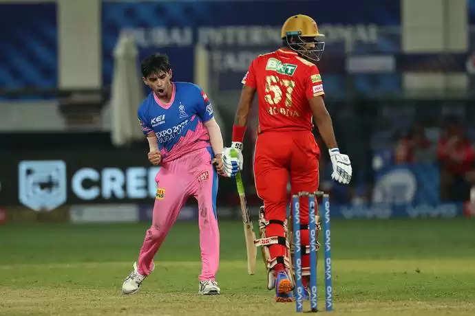 Rajasthan Royals beat Punjab kings by 2 runs