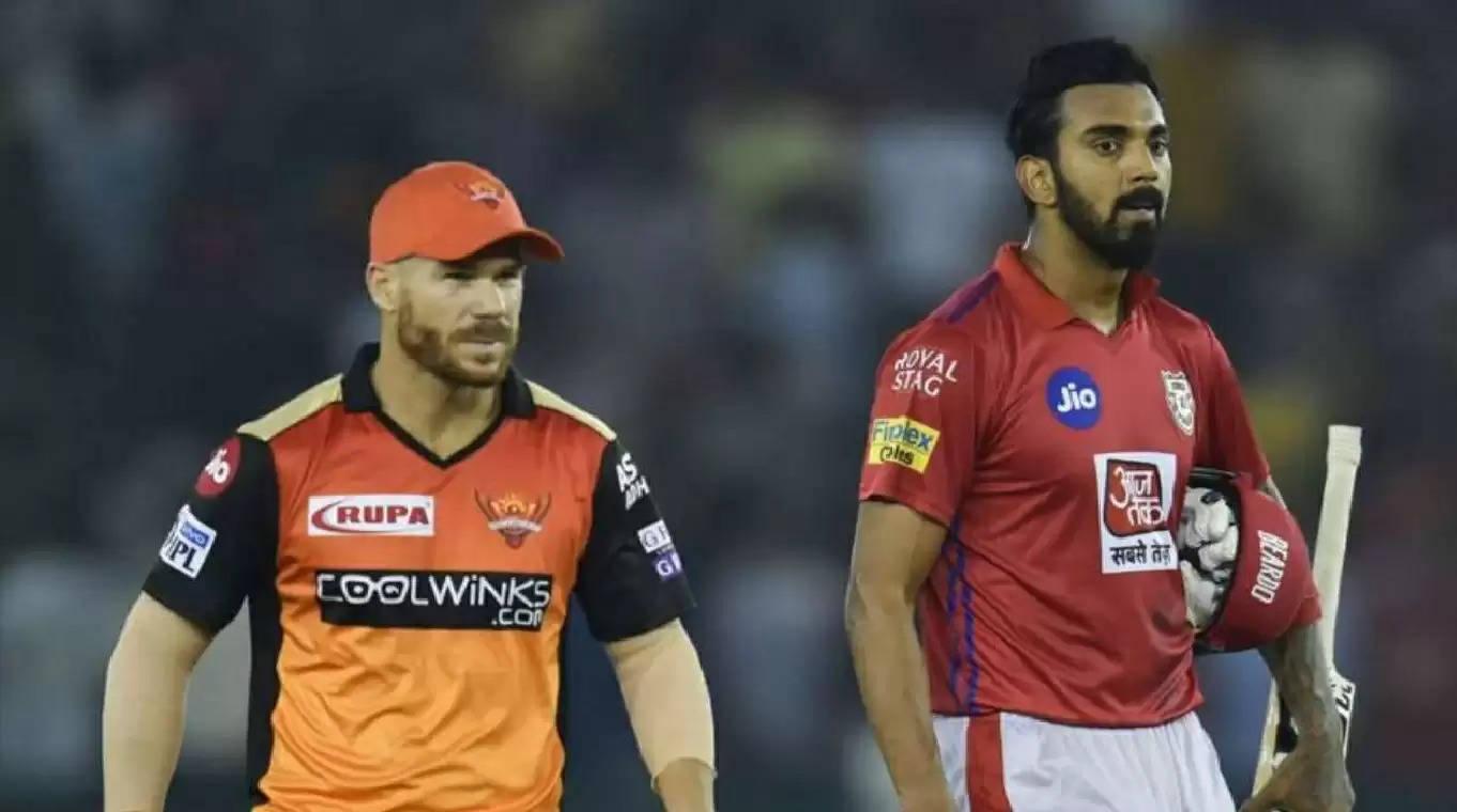 Punjab Kings beat Sunrisers Hyderabad by 5 runs