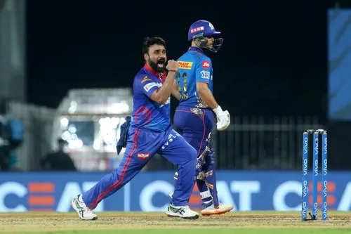 DC defeats MI by 4 wickets